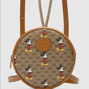 BRAND NEW Gucci x Disney collection backpack